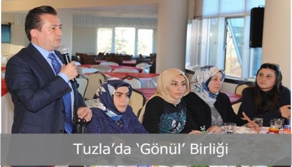 Tuzla'da 'Gönül' Birliği