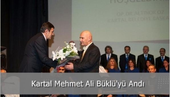Kartal Mehmet Ali Büklü´yü Andı