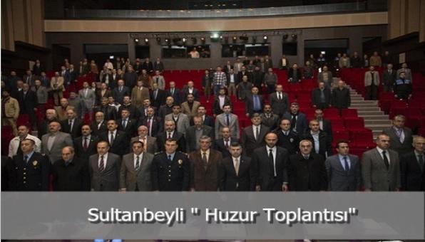 Sultanbeyli Huzur Toplantısı