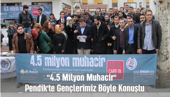 4.5 Milyon Muhacir.