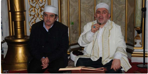 Vefat eden gazetecilerin ruhuna Kur'an