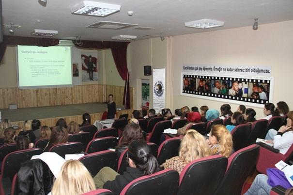 Kartal Belediyesi Kreş Öğretmenlerine Eğitim Verildi