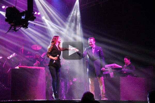 Mustafa Ceceli Pendik'i En Güzel Şarkıları ile Coşturdu