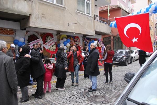 Türkiye Sakatlar Derneği Pendik Şubesi Açıldı