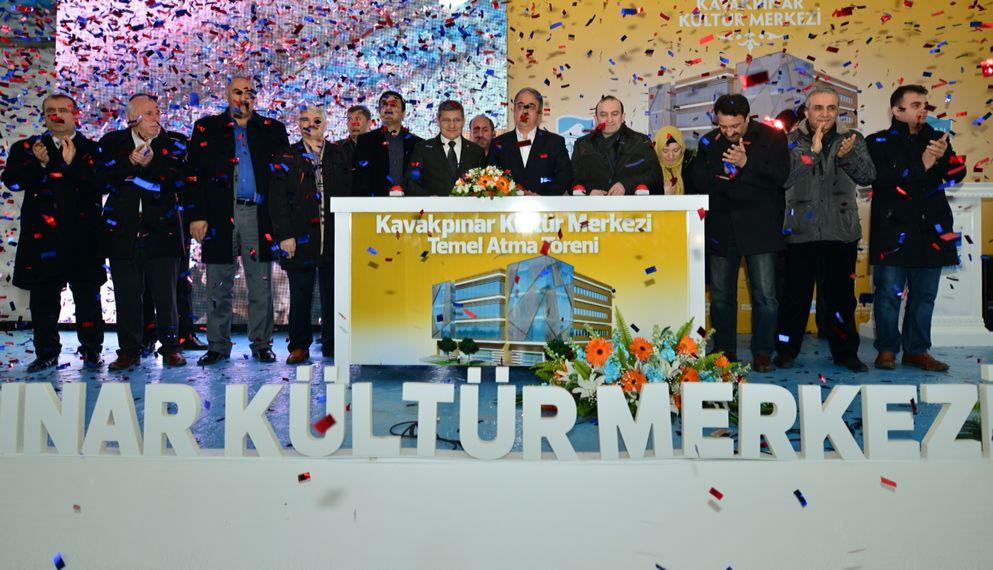 Kavakpınar'a Bir Yılda Kültür Merkezi