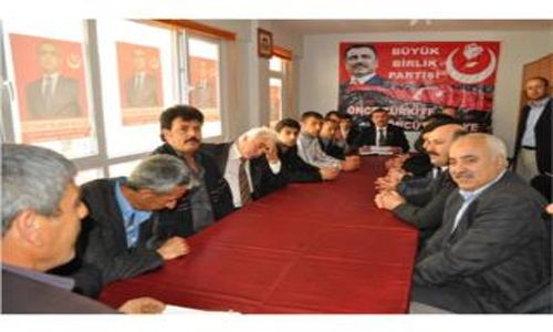 BBP'nin Yeni Başkanı Mustafa Bedir