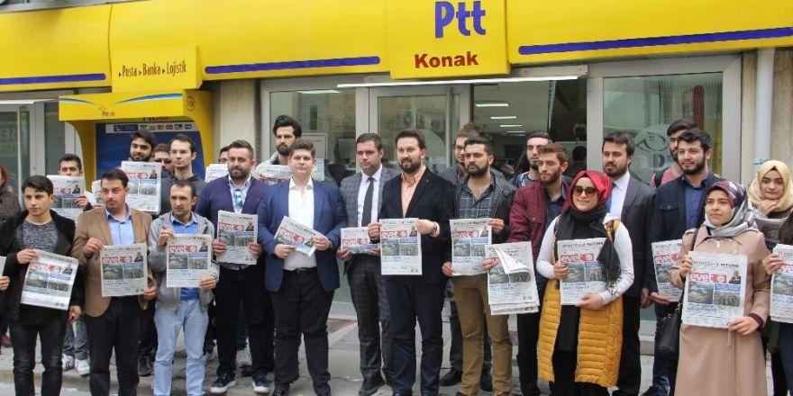 PKKlı Hainler Milli İHA'larla Havadan Vurulacak