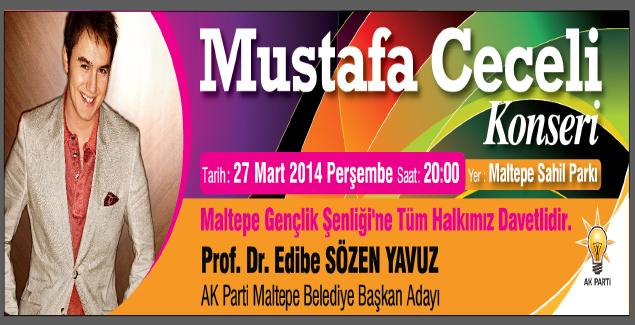 Akparti Maltepe'den Mustafa Ceceli Fırtınası