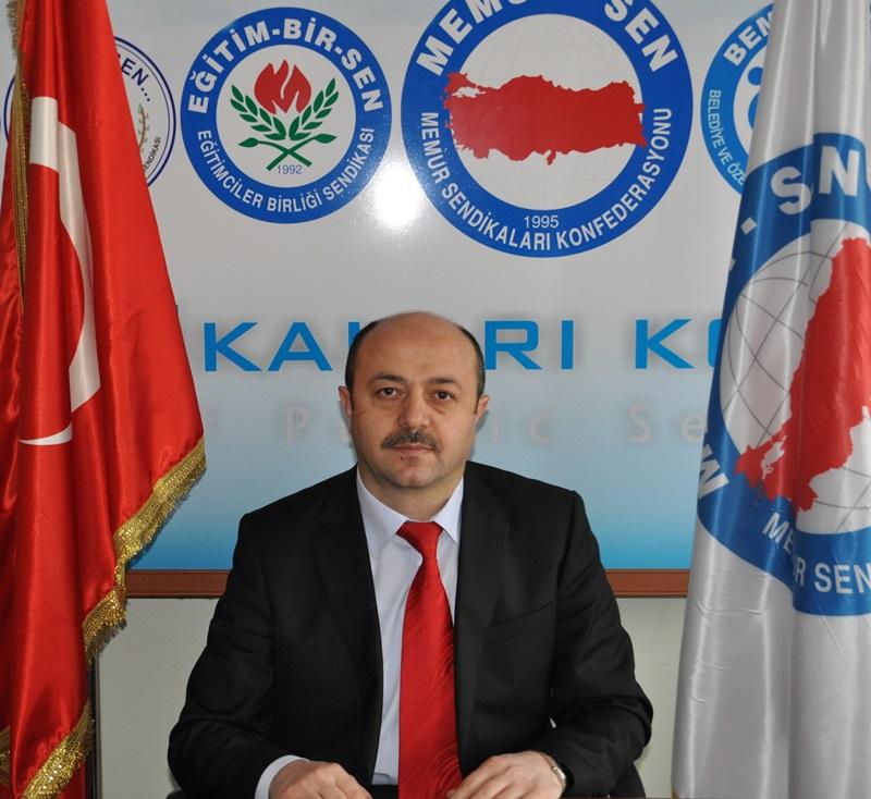 """Öğretmenler """"Altınok ÖZ'den Özür Bekliyor"""""""