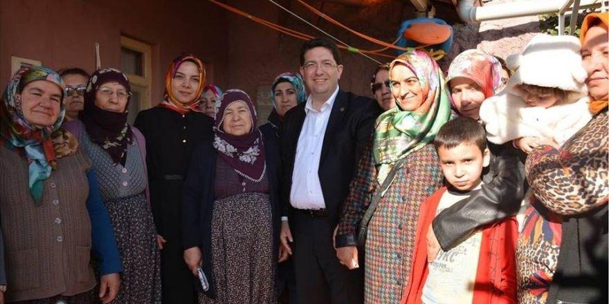 Kabe'de Türkiye için dua edildi