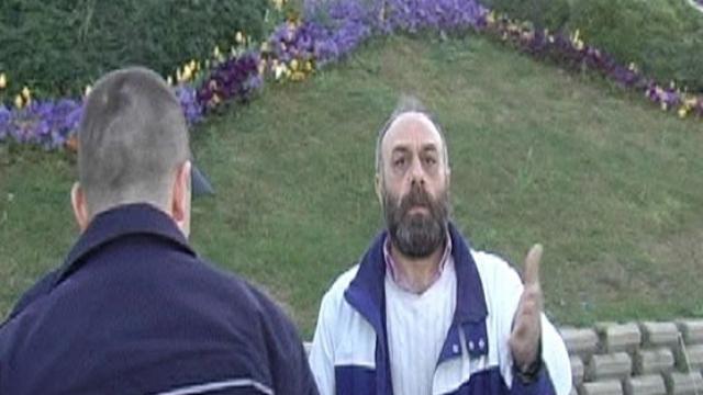 Alkollü Taksi Sürücüsü Polis Ekiplerini Peşine Taktı