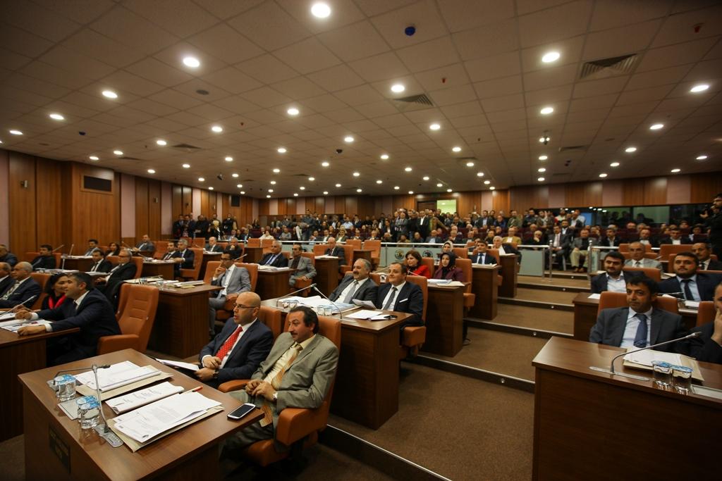 Kartal İlk Belediye Meclisi Toplantısını Yaptı