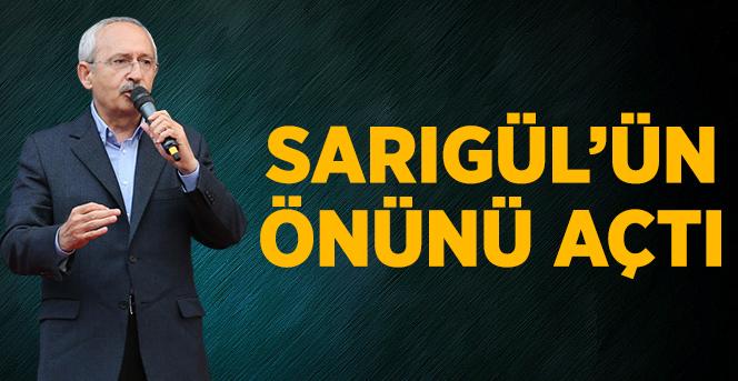 Mustafa Sarıgül Genel Başkan Olabilir
