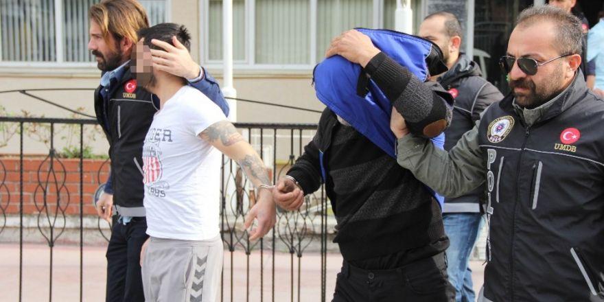 Eski Giresun Jandarma Bölge Komutanı  tutuklandı
