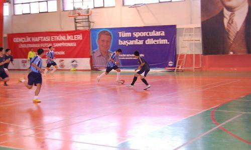 Futsal'da finale yaklaşılıyor
