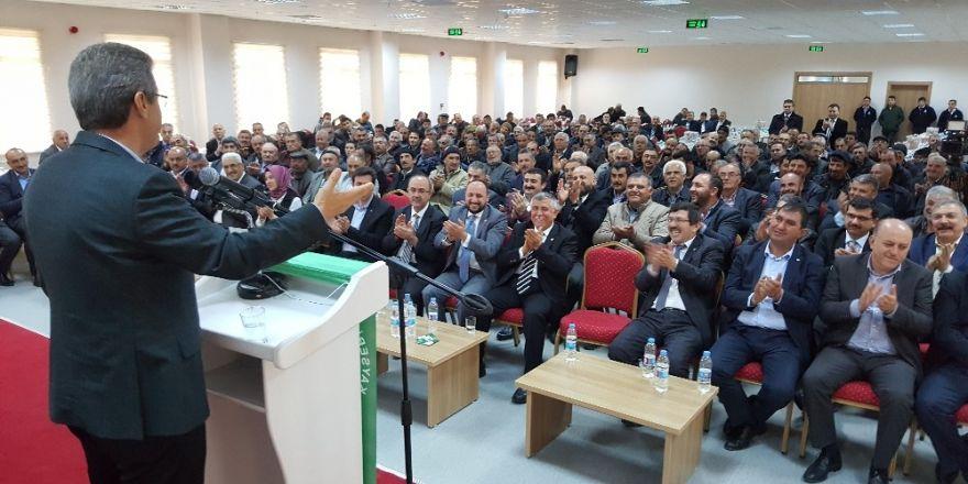 Kozan'da kaçak ekmek imalathanesine baskın!