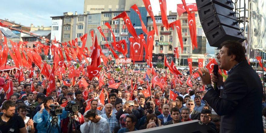 İstanbul'da yapımına başlana karayolu tünelinin güzergahı