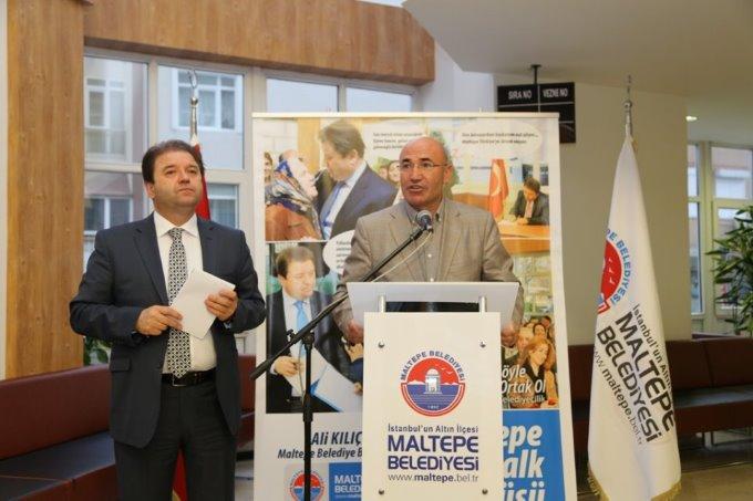 """Ali Kılıç """"Maltepe'yi Geleceğe Birlikte Taşıyacağız"""""""