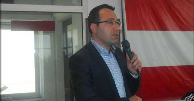Kartalspor'un başkanı seçildi