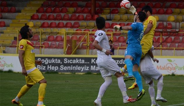 Kartalspor'da Play Off Şansı Son Haftaya Kaldı