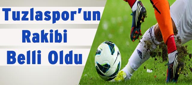Tuzlaspor'un Play Off Rakibi Belli Oldu
