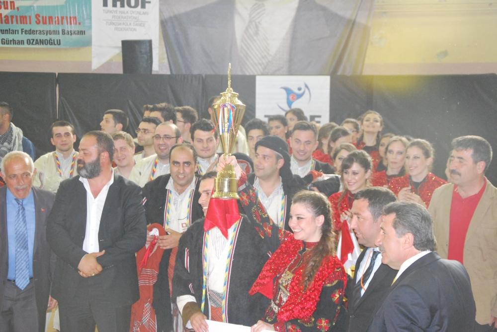 Türkiye Şampiyonu Pendik'ten