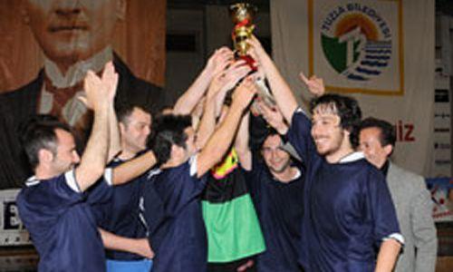 Futsalın Şampiyonu Radyo Spor