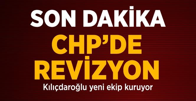CHP'nin Merkez Yönetim Kurulu Değişiyor