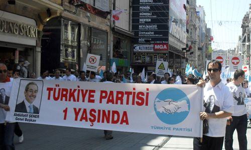 Türkiye Partisi 1 Yaşında