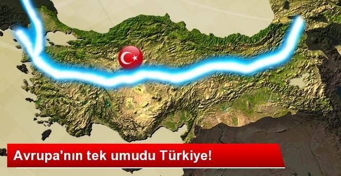 AB'nin Enerjisi Türklerden Sorulacak