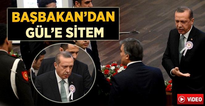 """Danıştay Toplantısında Gerginlik """"Erdoğan """"Edepsizlik yapma"""""""