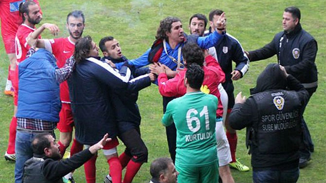 Tarsus İdmanyurdu - Pendikspor Maç Sonucu