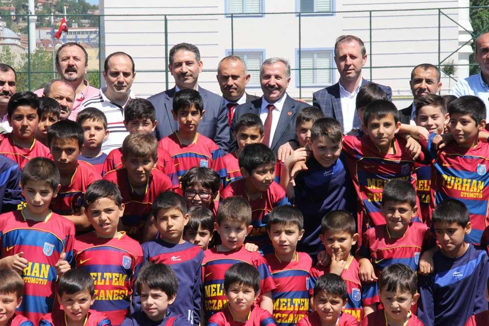 """Doloyobaspor """" Hedefimiz Milli Futbolcular Yetiştirmek"""""""