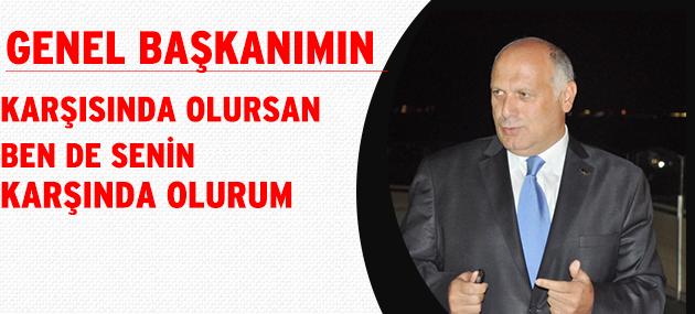 Cemil Ekşi'den Mustafa Sarıgül'e Beklenmedik Tepki