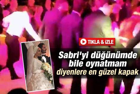 Sabri'yi düğünümde oynatmam diyenler KAPAK ( Videolu Haber)