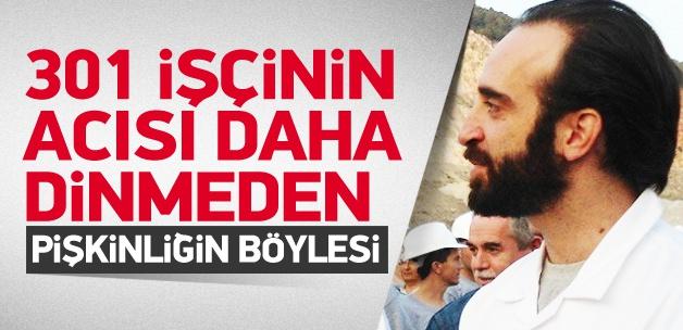 """Can Gürkan'dan şaşırtan Soma ifadesi """"biz mağduruz"""""""