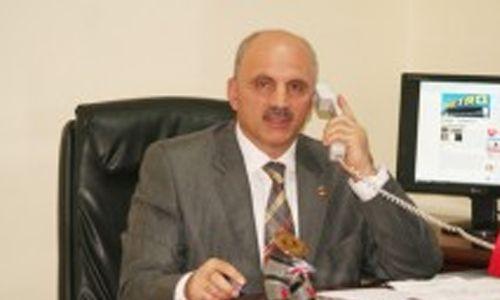 AK Parti İlçe Başkanı Abdullah Bayram´mı ?