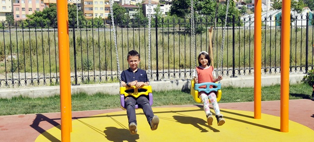 Pendik Üç Park Daha Kazandı