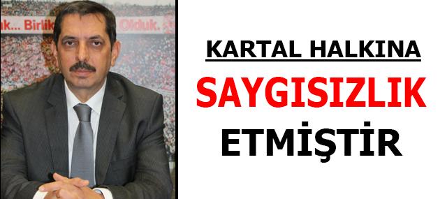 """M.Mehdi AKMAN """"Altınok Öz'e Ağır Eleştirilerde bulundu"""""""