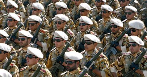 İran askerleri Irak'a girdi!