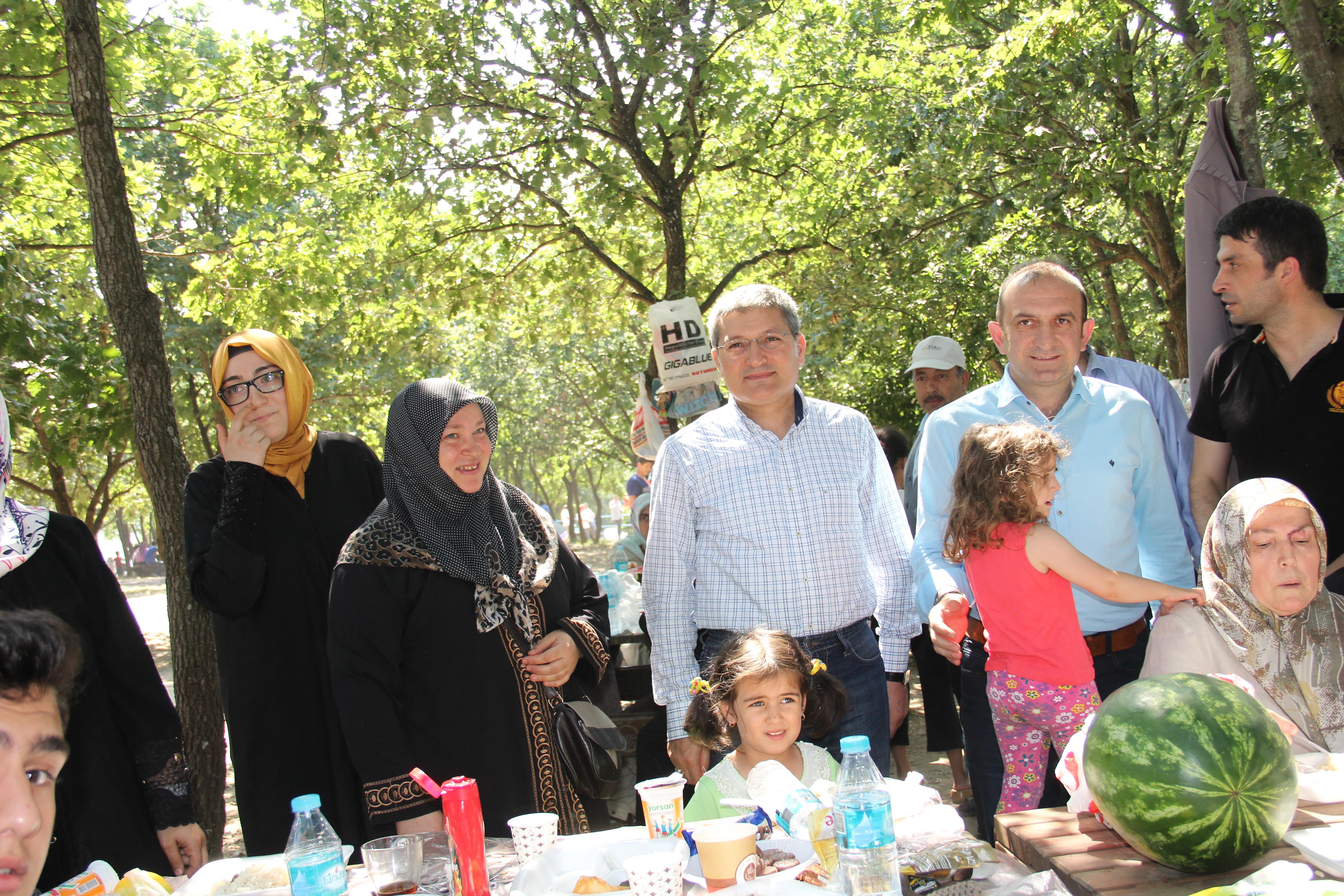 Pendik Ak Parti, Piknik Şöleninde Bir Araya Geldi