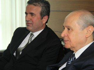 Abdurrahman Başkan Bahçeli'nin başdanışmanı oldu