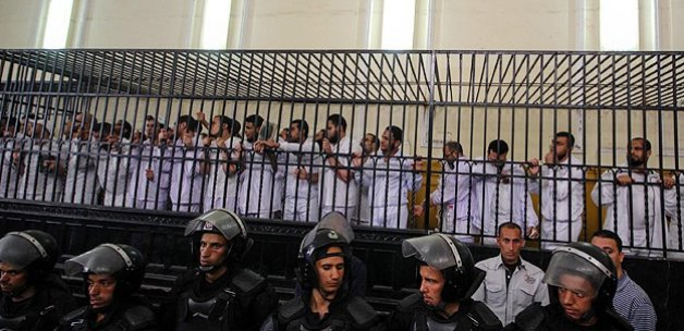 Mısır'da 183 Kişinin daha idam kararı onaylandı