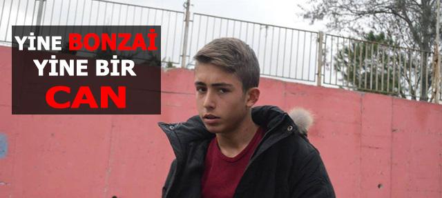Tuzla'da Bonzai 13. Yaşındaki Batuhan'ın Canını Aldı