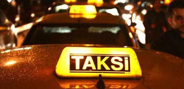 Kısa mesafeli yolcuyu beğenmeyen taksiye rekor ceza!
