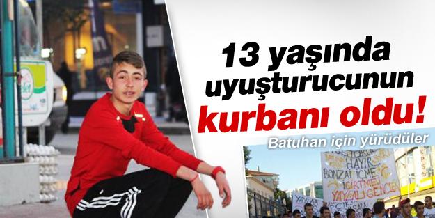 Bu Sefer 13.Yaşındaki Batuhan için Yürüdüler