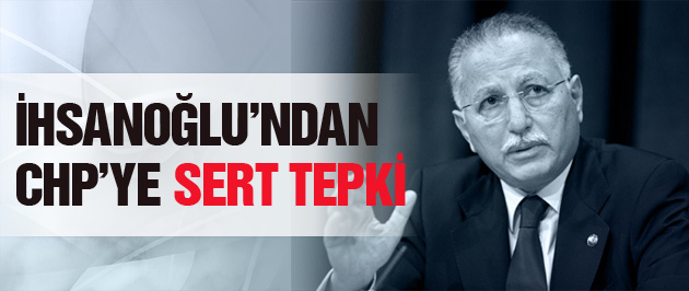 """CHP'lilere ilk kez yanıt verdi! """"Genel Başkan Seçmiyorsunuz"""""""