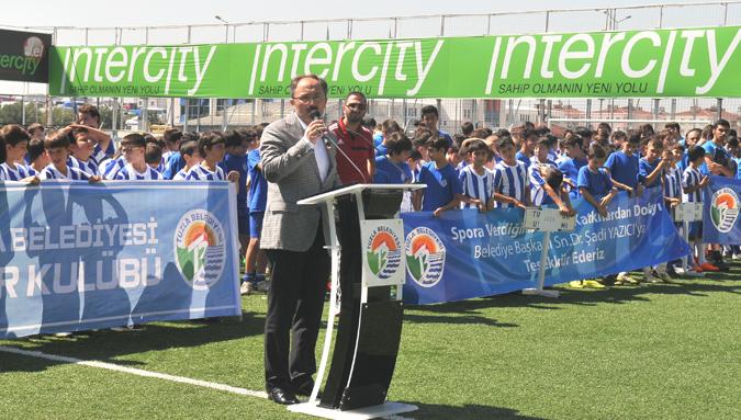 Tuzla Belediyesi'nden Gençliğe ve Spora Destek