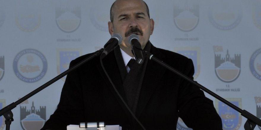 """İçişleri Bakanı Soylu: """"Türkiye terör belasından kurtulmanın arifesinde"""""""