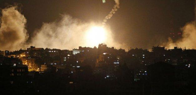 İsrail zehirli gazla saldırıyor